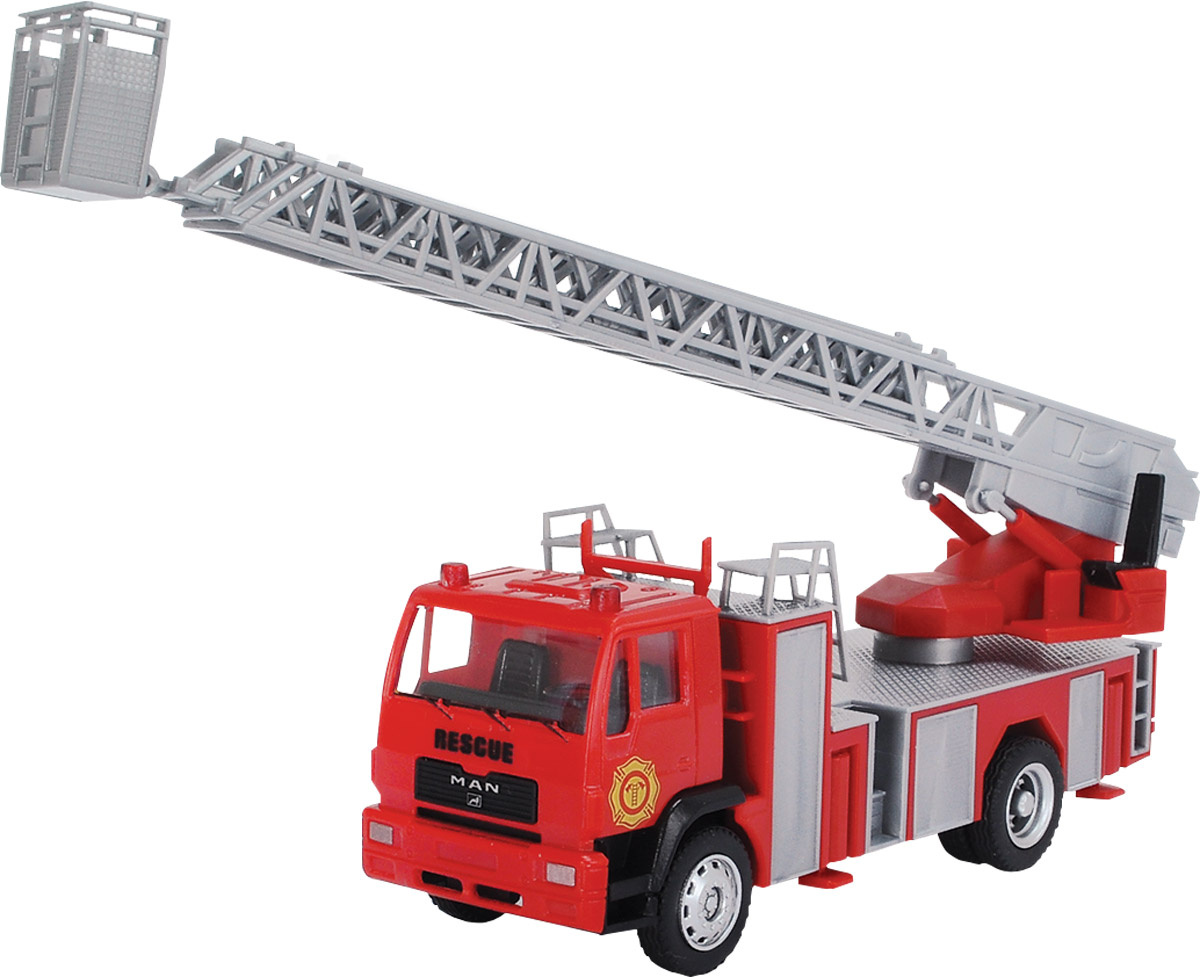 Dickie Toys Пожарная машинка Fire Fighter #1