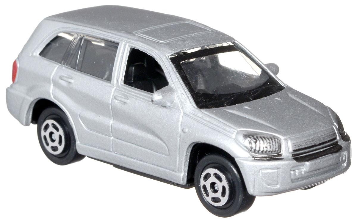 ТехноПарк Модель автомобиля Toyota RAV4 цвет серебристый #1
