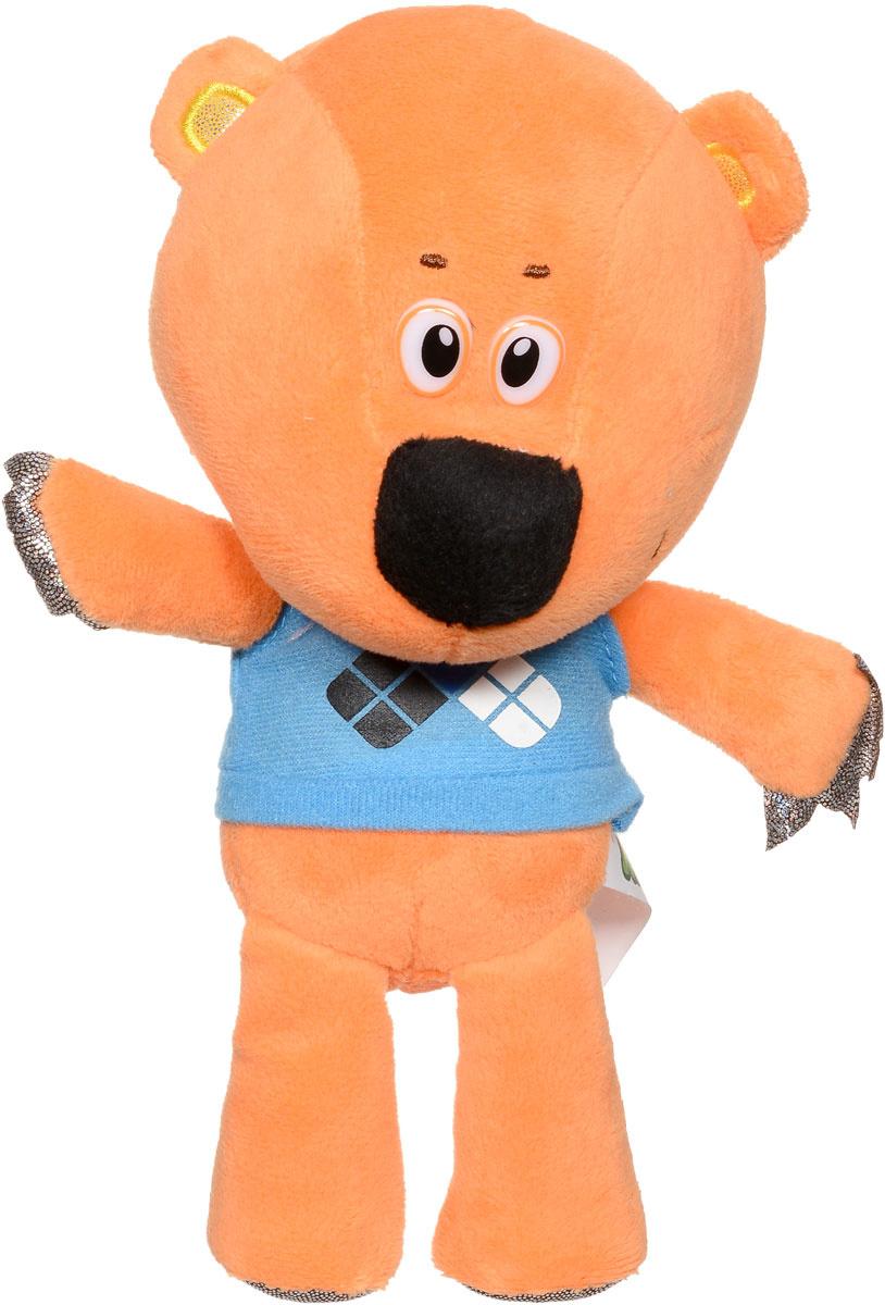 Мульти-Пульти Мягкая озвученная игрушка Медвежонок Кешка 20 см  #1