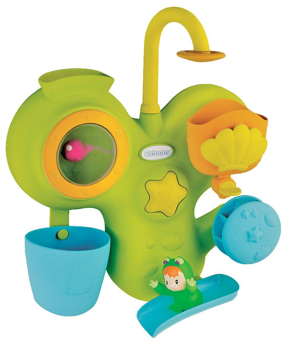 fb03d21d9548 Smoby Игрушка для ванной Cotoons — купить в интернет-магазине OZON с  быстрой доставкой