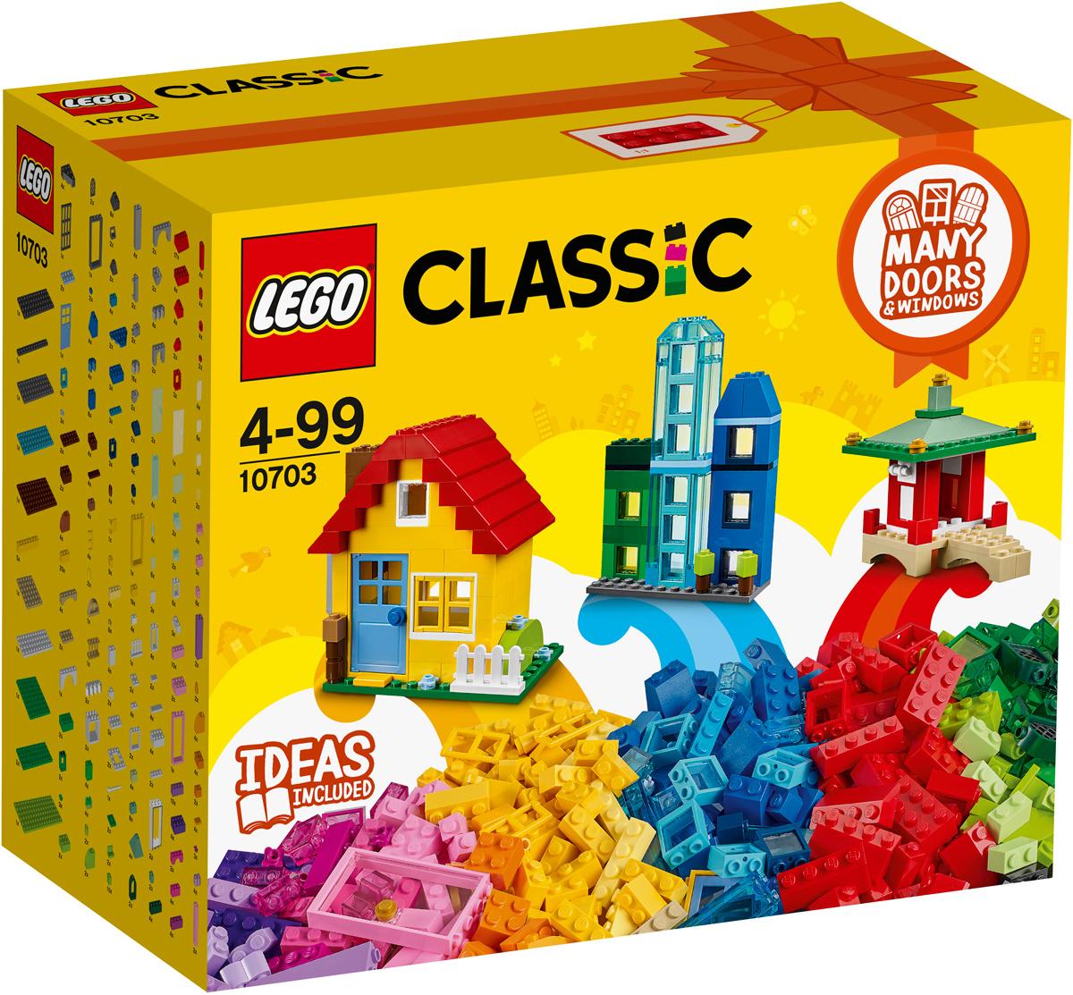 LEGO Classic 10703 Набор для творческого конструирования Конструктор  #1
