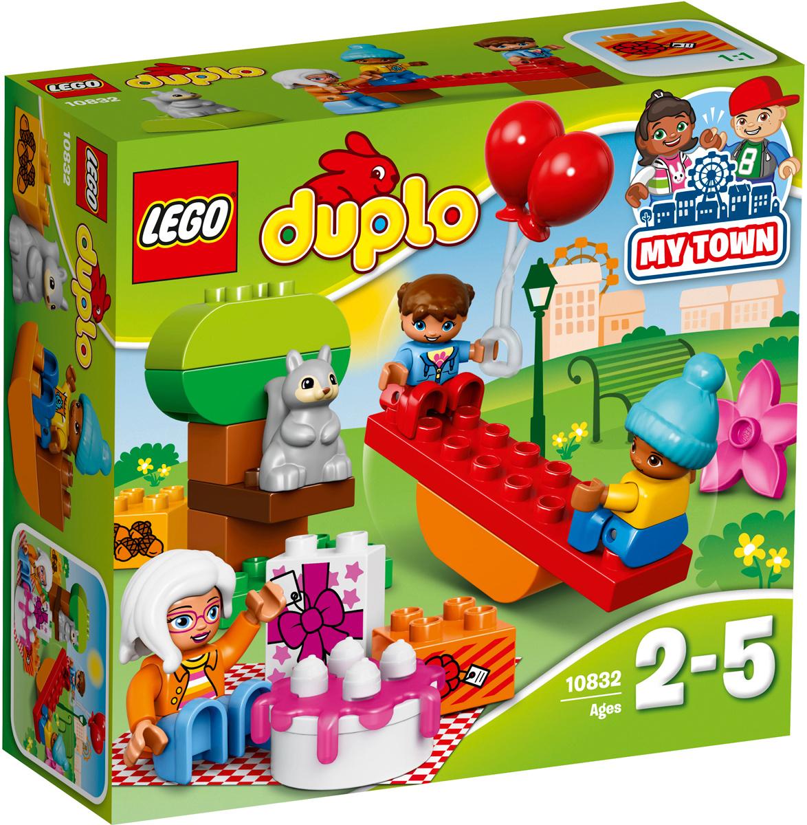 LEGO DUPLO 10832 День рождения Конструктор #1