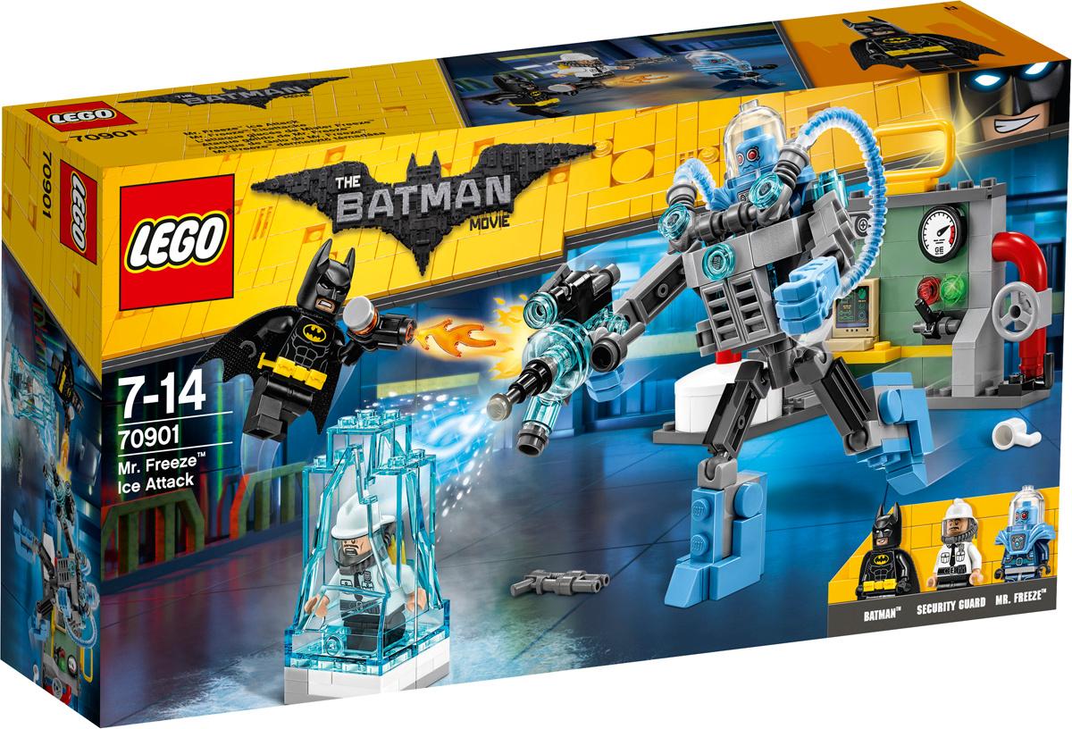 Конструктор LEGO Batman Movie 70901 Ледяная aтака Мистера Фриза #1