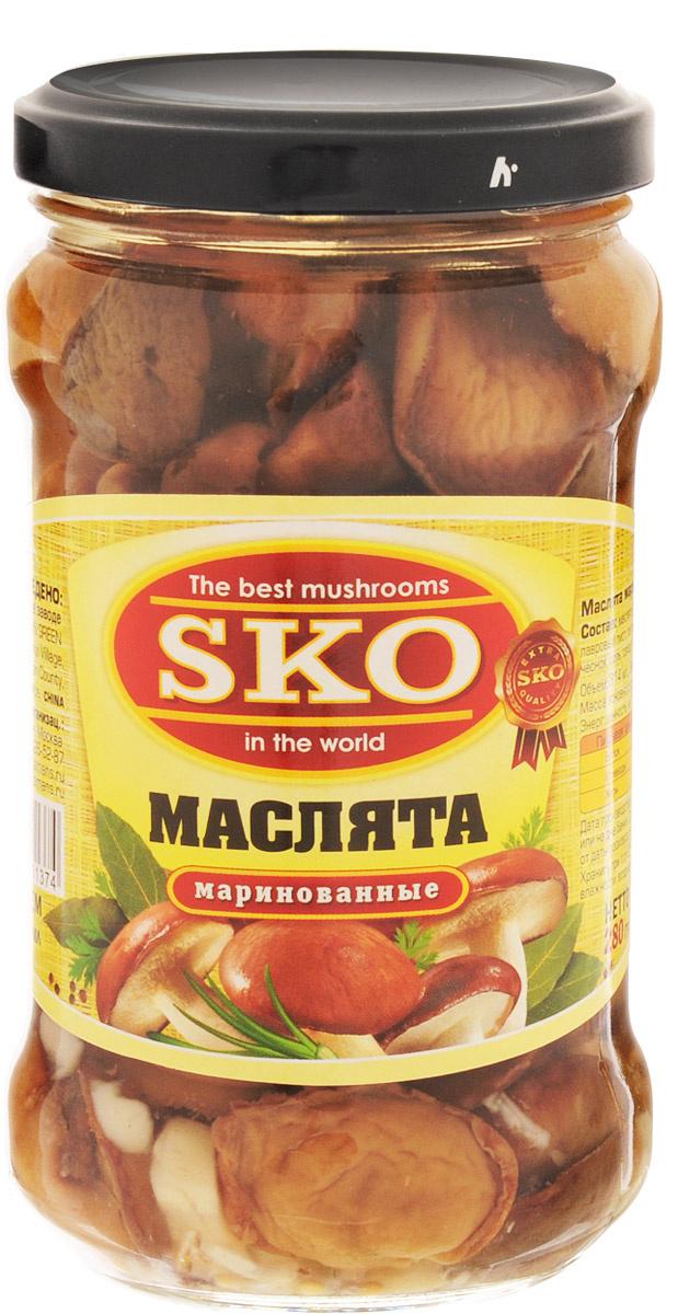 SKO Маслята маринованные, 314 мл #1