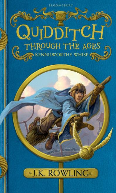 Quidditch Through the Ages | Роулинг Джоан Кэтлин #1