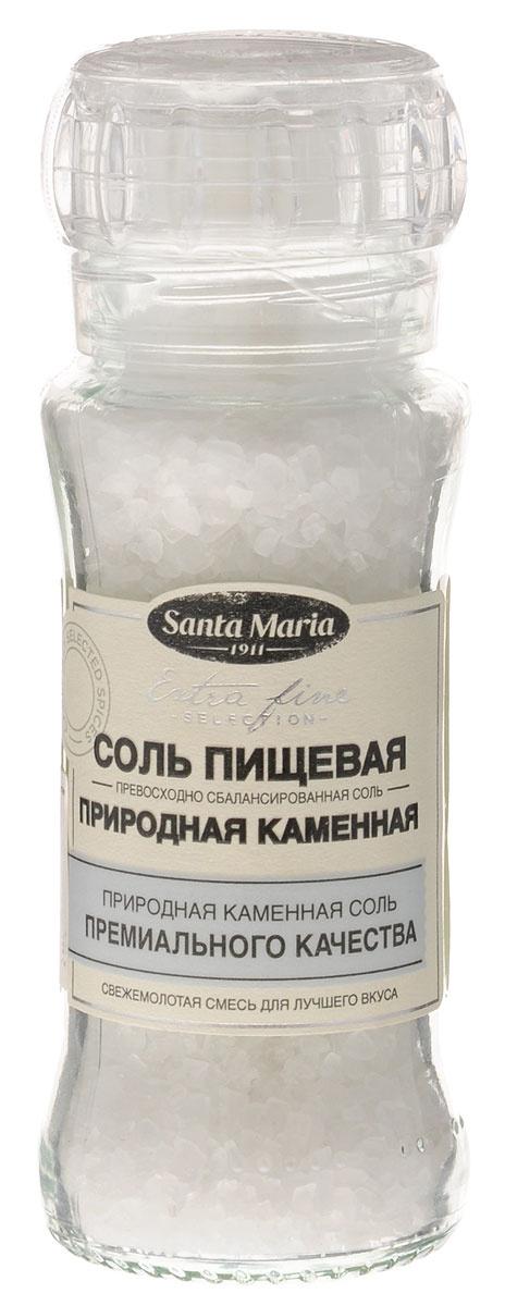 Santa Maria Соль пищевая (природная каменная), 140 г #1