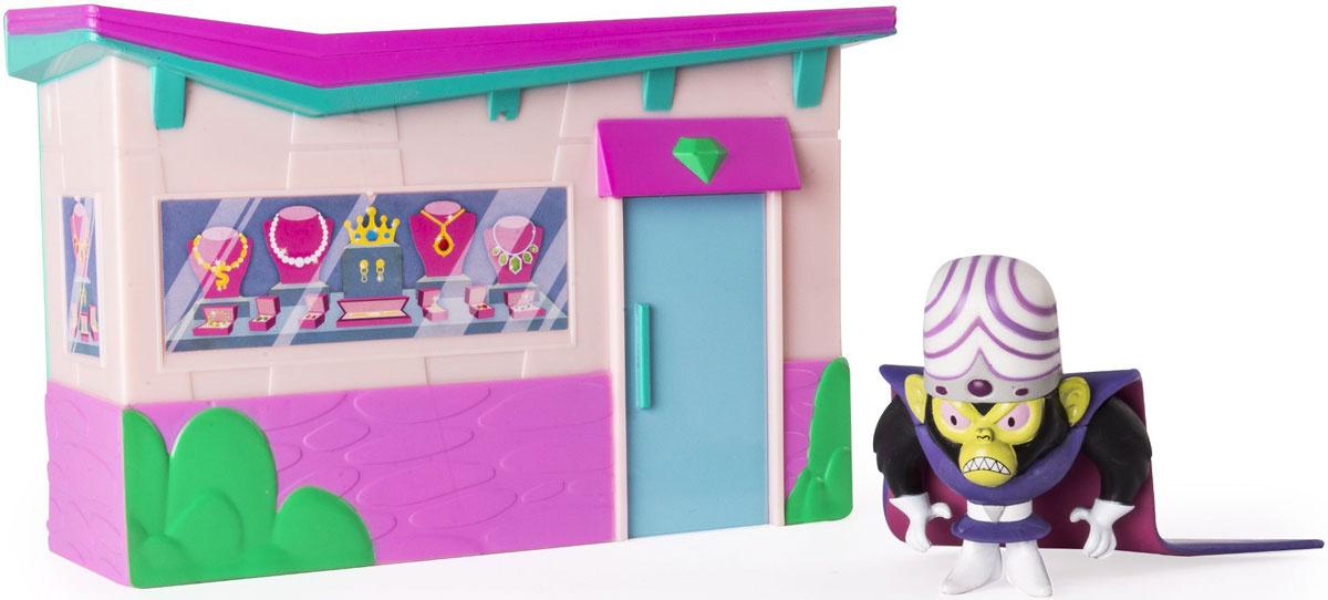 Powerpuff Girls Игровой набор с куклой Моджо Джоджо #1