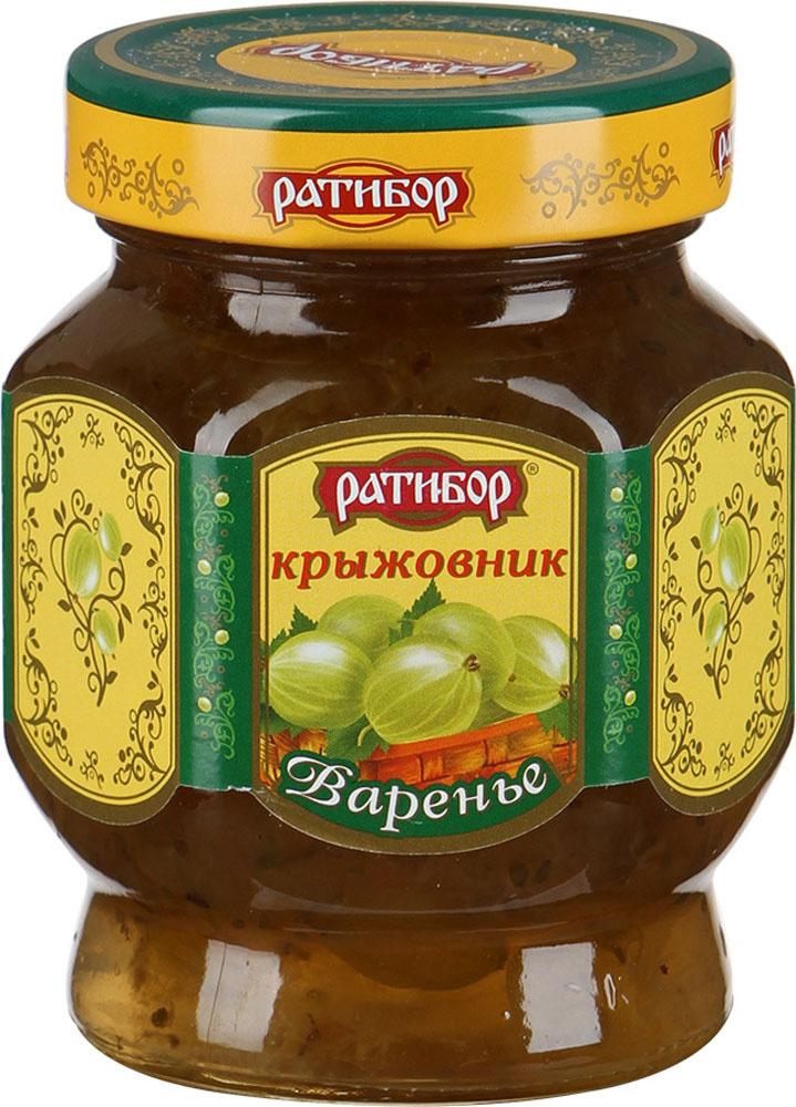 """Ратибор варенье """"Крыжовник"""", 400 г #1"""