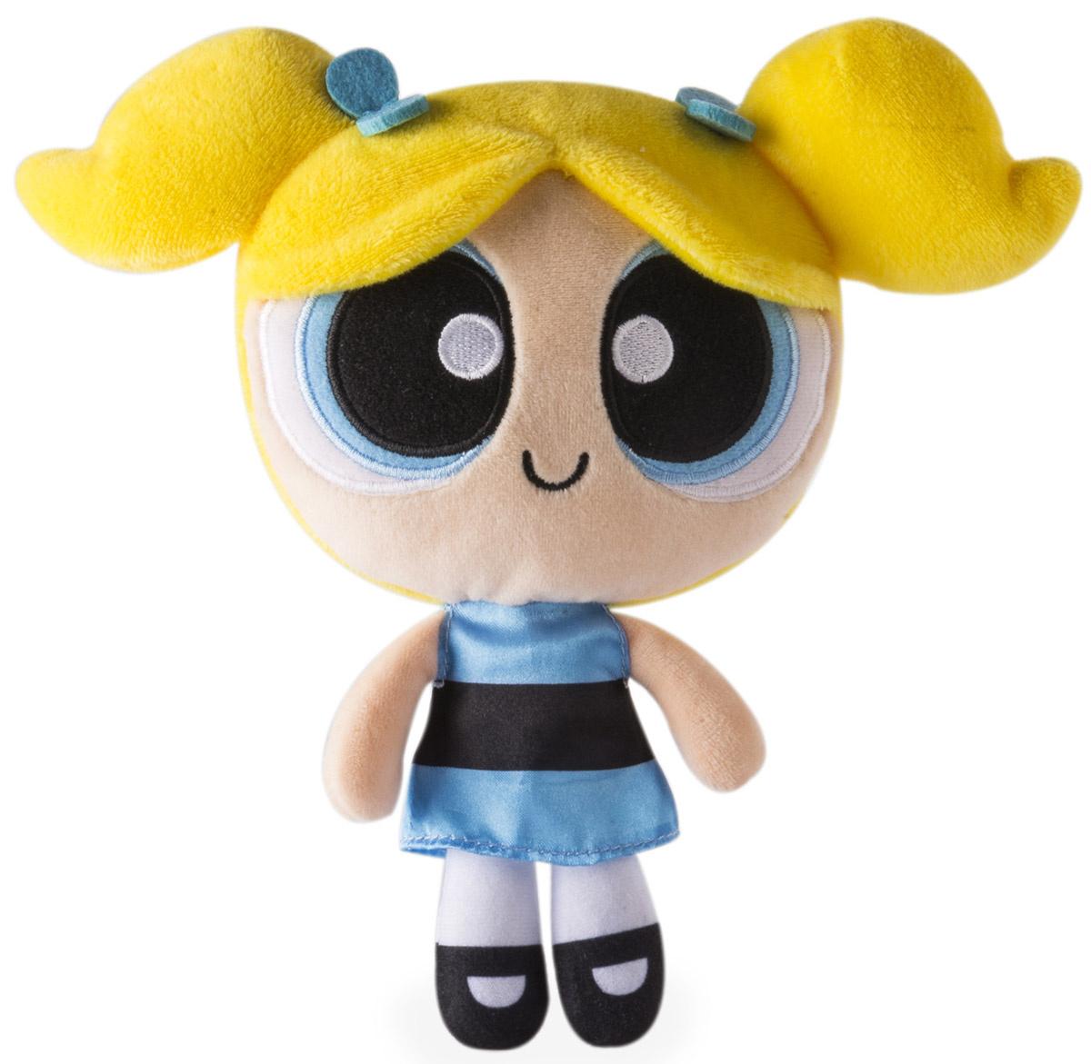 Powerpuff Girls Мягкая кукла Пузырек #1
