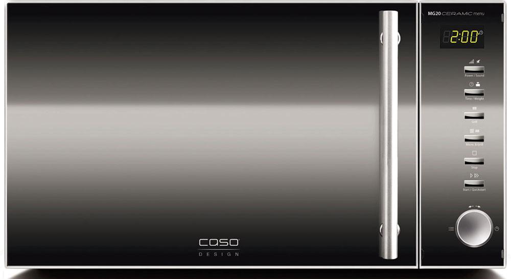 Микроволновая печь CASO MG 20 Ceramic Menu #1