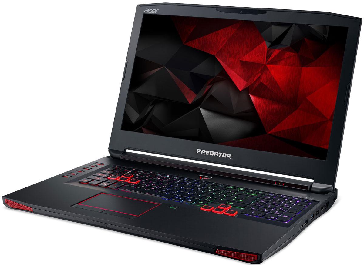 """17.3"""" Игровой ноутбук Acer Acer New Predator G9-793-77J0 (G9-793-77J0), черный #1"""