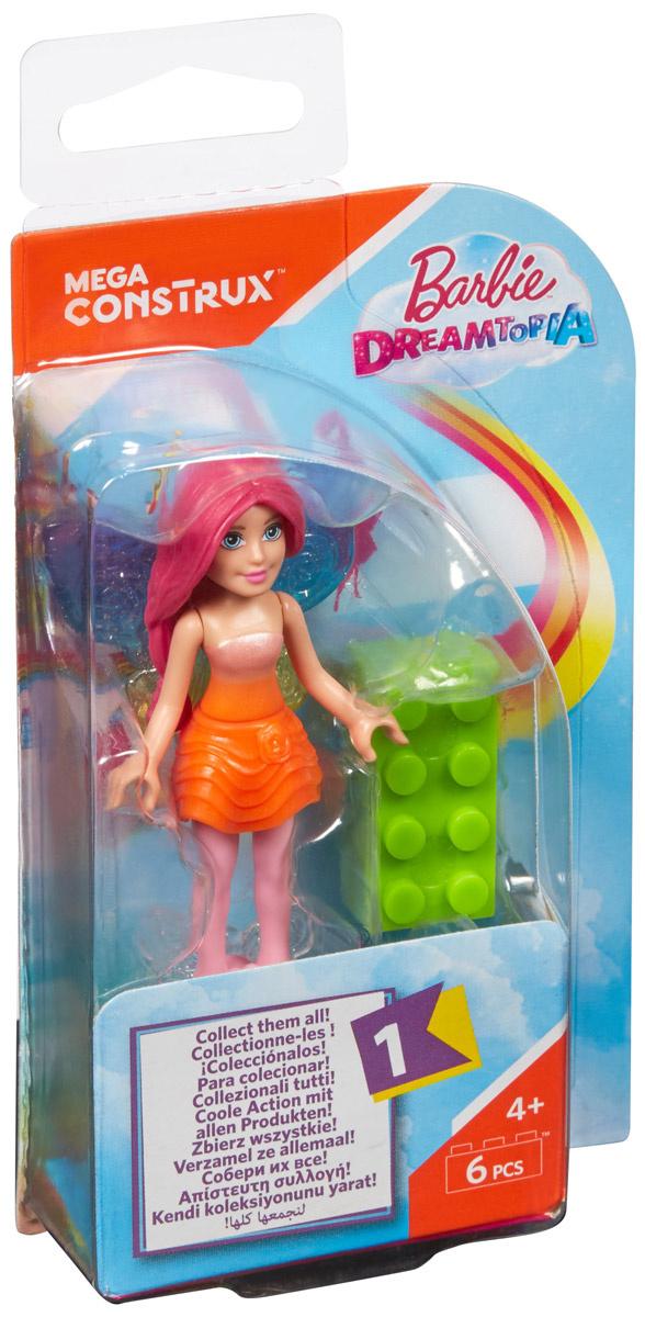 Mega Bloks Barbie Конструктор Rainbow Splash Fairy #1