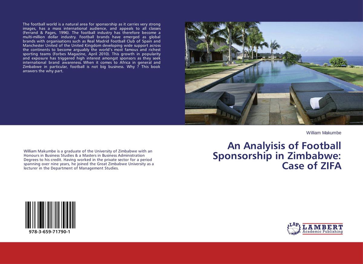 An Analyisis of Football Sponsorship in Zimbabwe: Case of ZIFA #1