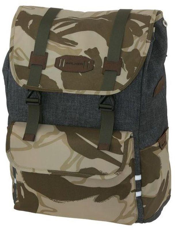 5bf7cb83b8b1 Walker Рюкзак школьный Rover Tramper Camo Sand — купить в интернет-магазине  OZON.ru с быстрой доставкой