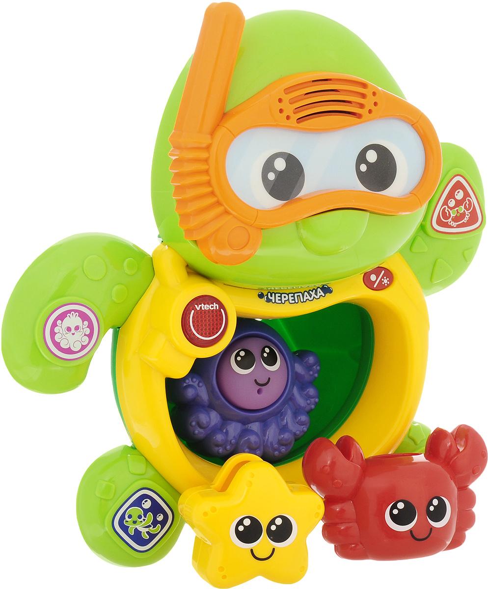 Vtech Игрушка для ванной Черепаха #1