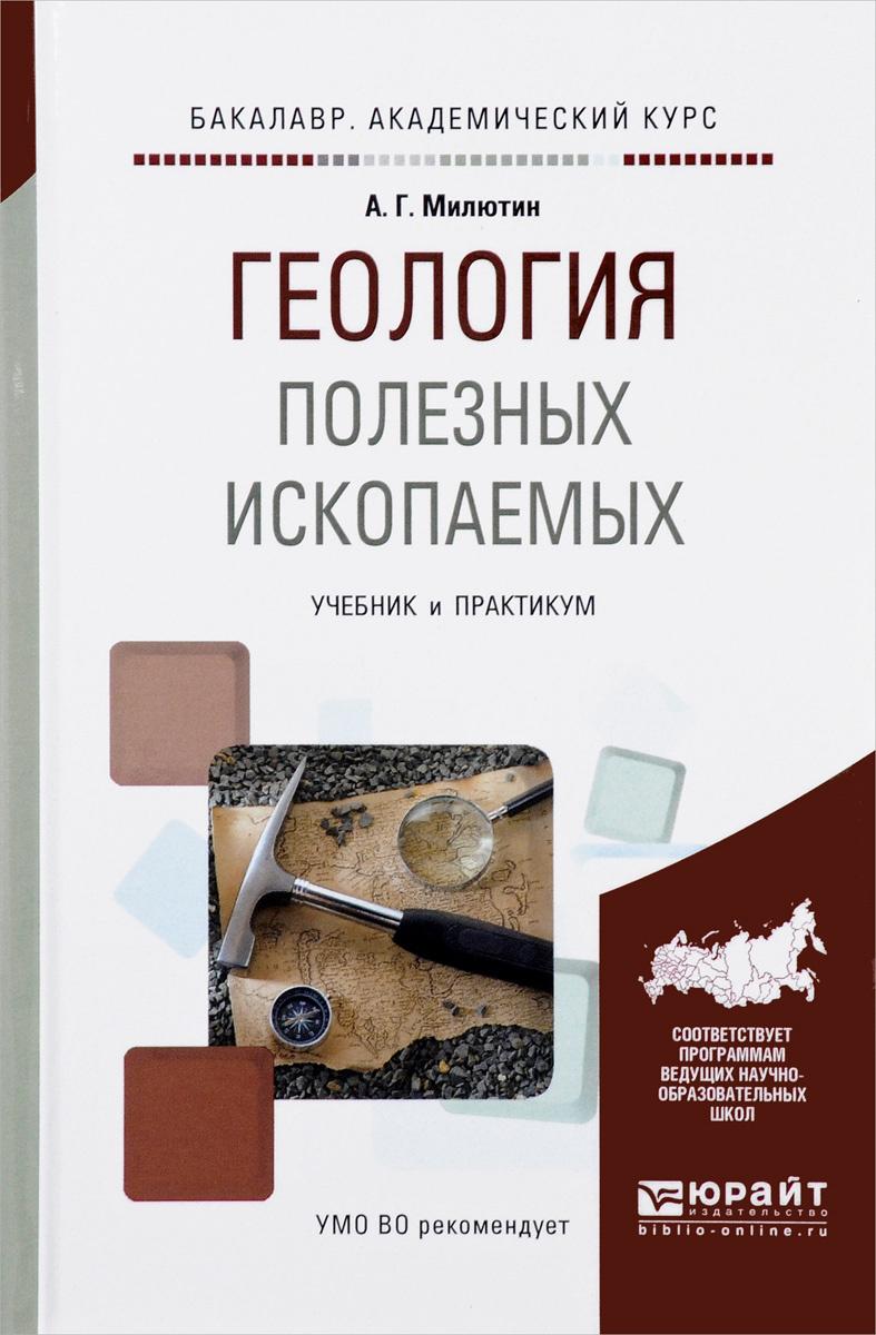 Геология полезных ископаемых. Учебник и практикум | Милютин Анатолий Григорьевич  #1