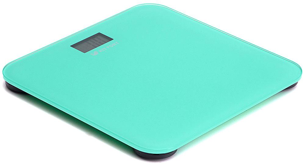 Напольные весы Kitfort КТ-804-1, Turquoise #1