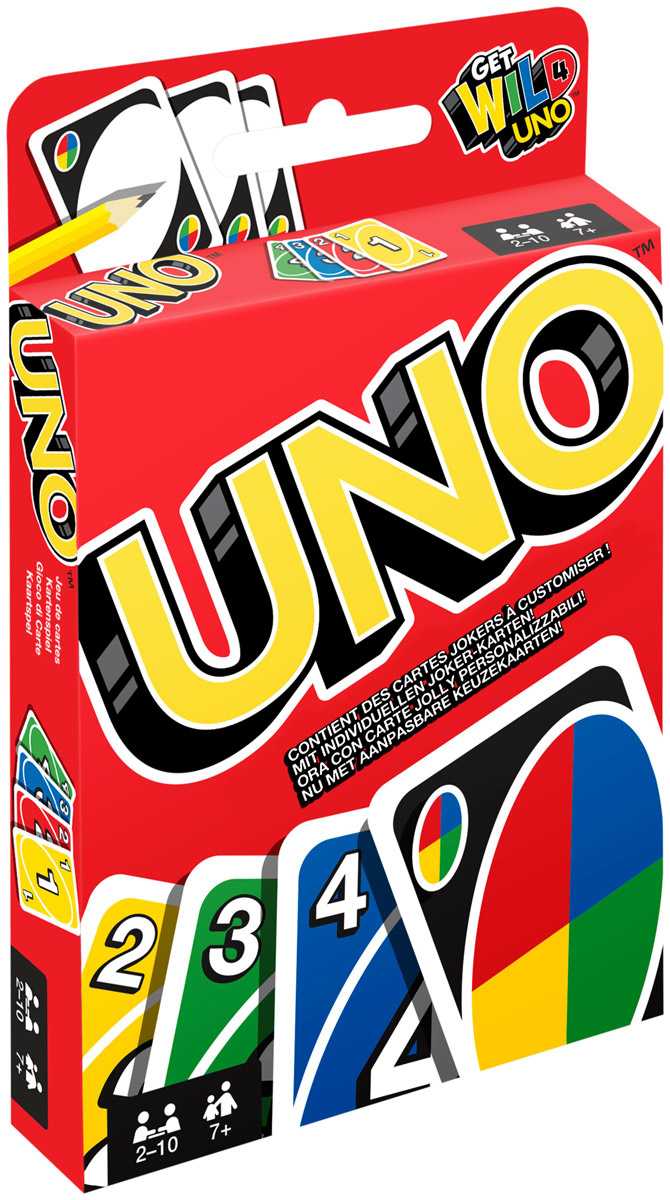 UNO Карточная игра Уно #1