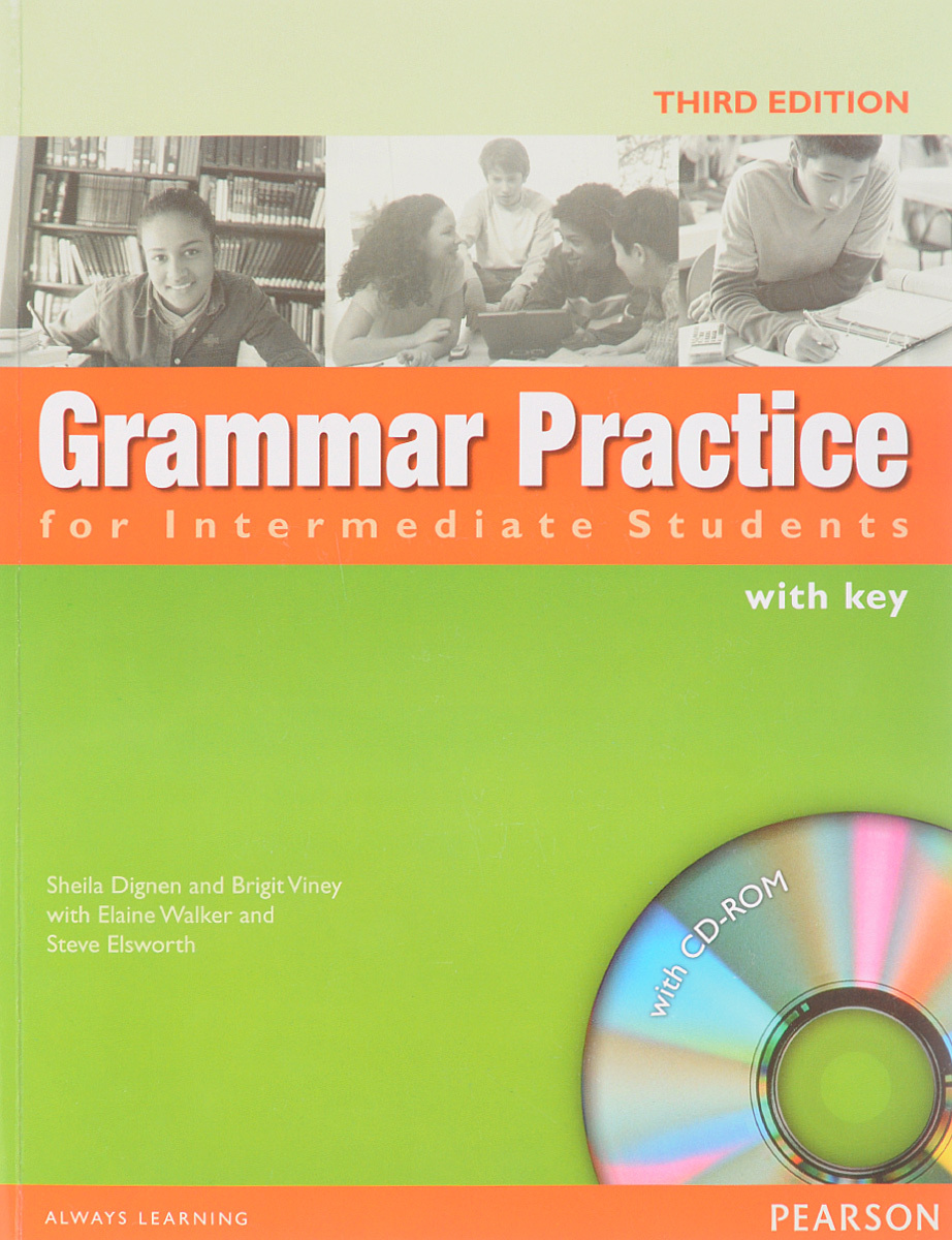 Grammar Practice for Intermediate Students with Key (+ CD) #1