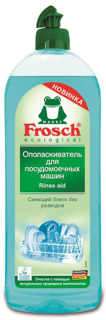 """Ополаскиватель для посудомоечных машин """"Frosch"""", 750 мл #1"""