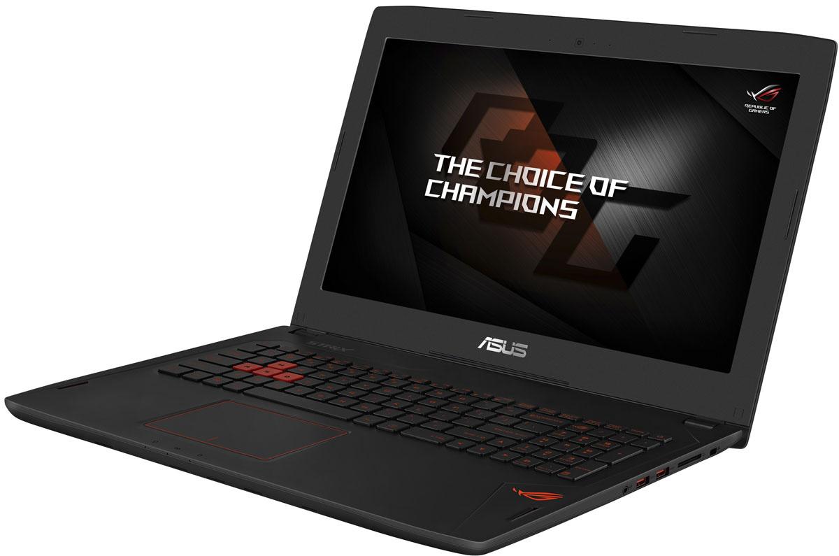 """15.6"""" Игровой ноутбук ASUS ASUS ROG GL502VM (GL502VM-FY199T) (GL502VM-FY199T), черный  #1"""
