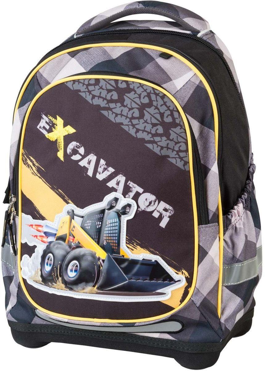 8774832be6a3 Target Collection Ранец школьный Экскаватор 2 — купить в интернет ...