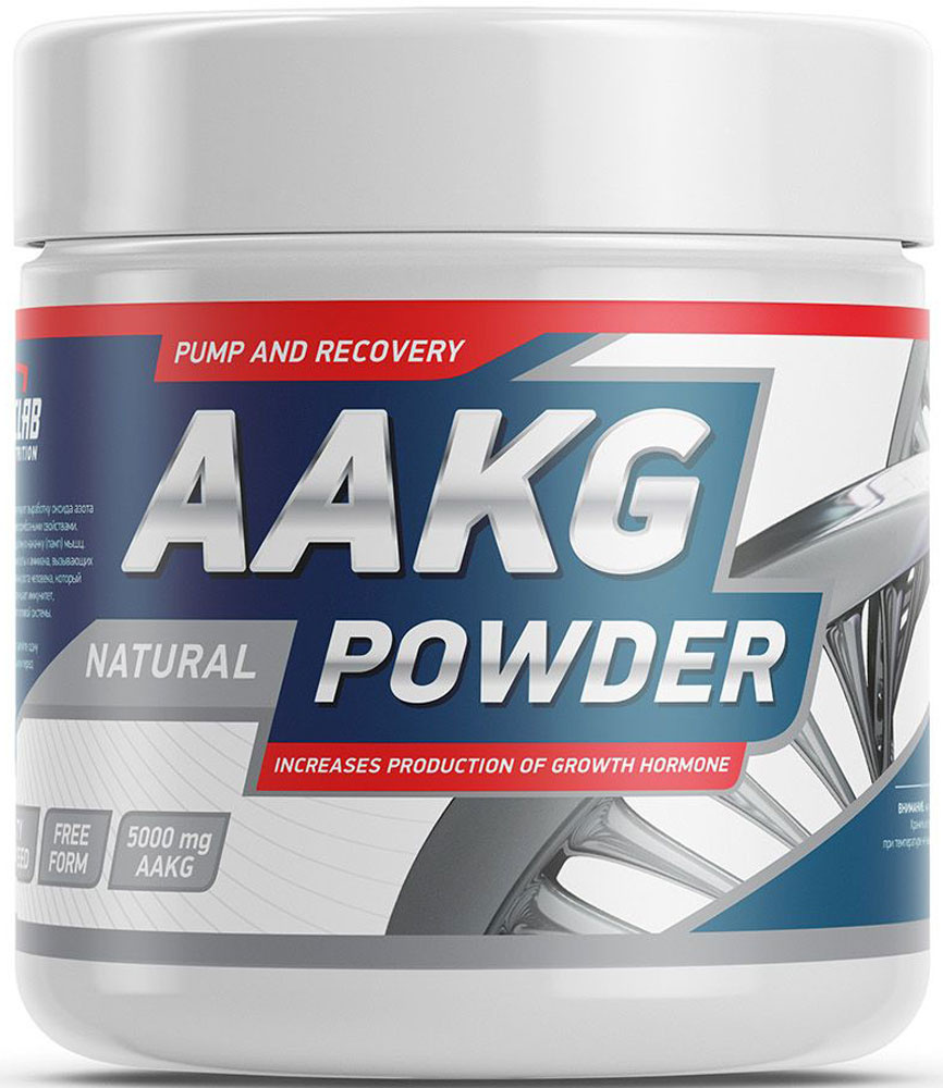 "Аргинин Geneticlab ""AAKG Powder"", без вкуса, 150 г #1"