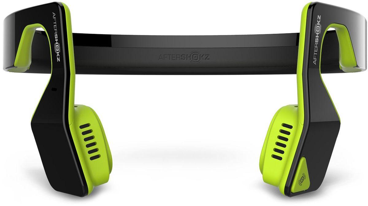 Aftershokz AS500S, Neon беспроводные наушники #1