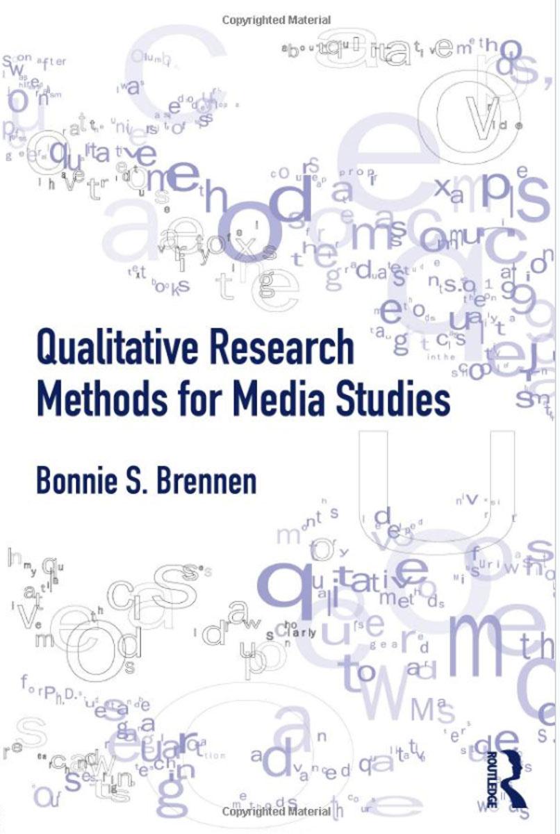 Qualitative Research Methods for Media Studies #1