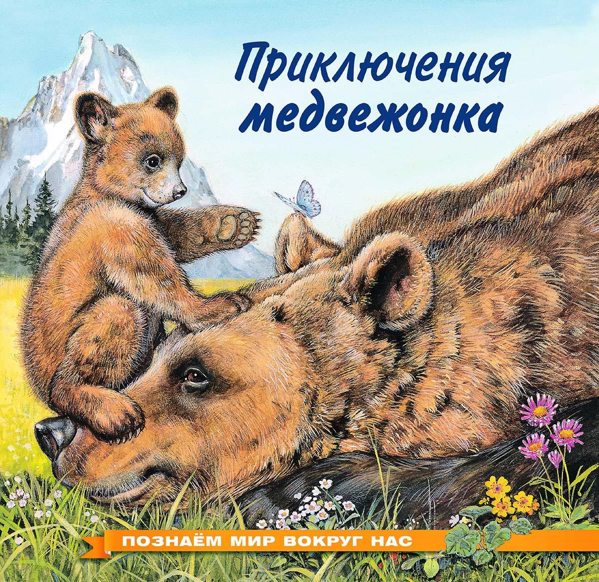 Приключения медвежонка | Гурина Ирина Валерьевна #1