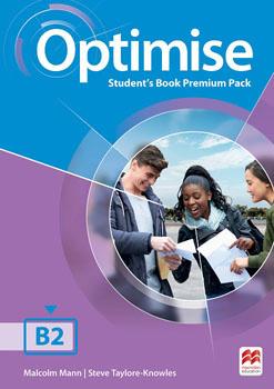 Optimise: Student's Book Premium Pack: Level B2 | Манн Малколм, Тейлор-Ноулз Стив  #1