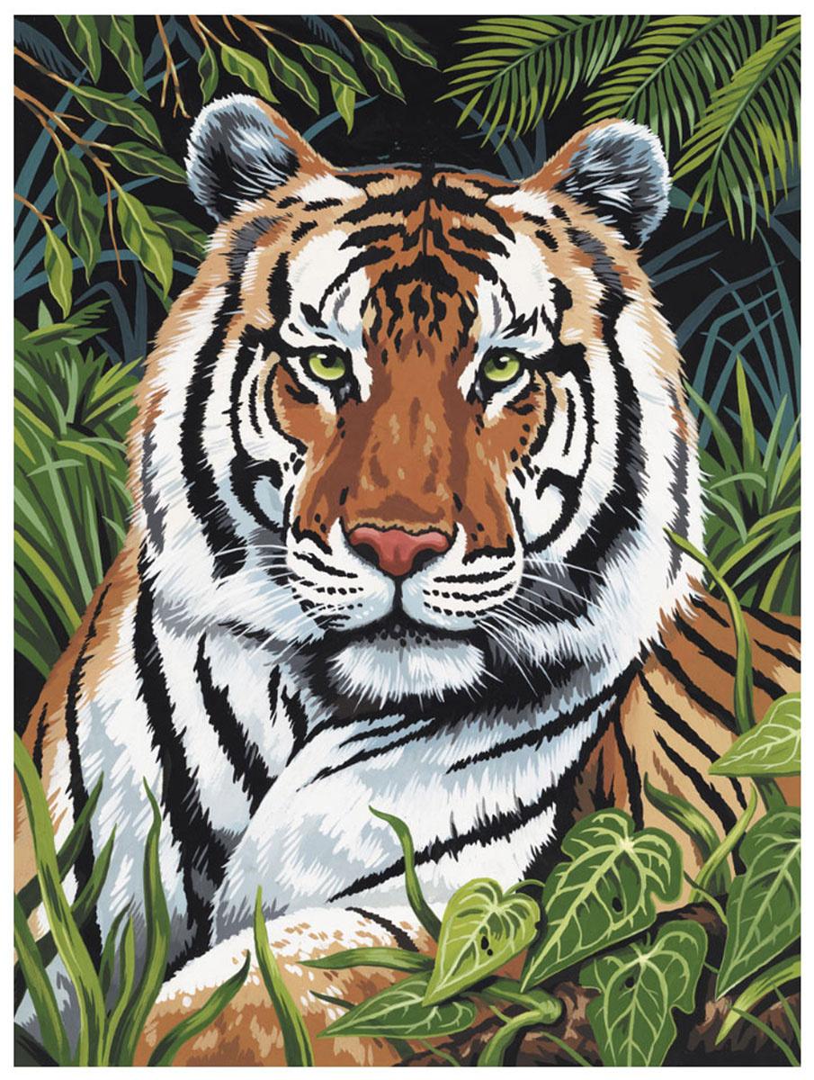 Royal & Langnickel Картина по номерам Тигр — купить в ...