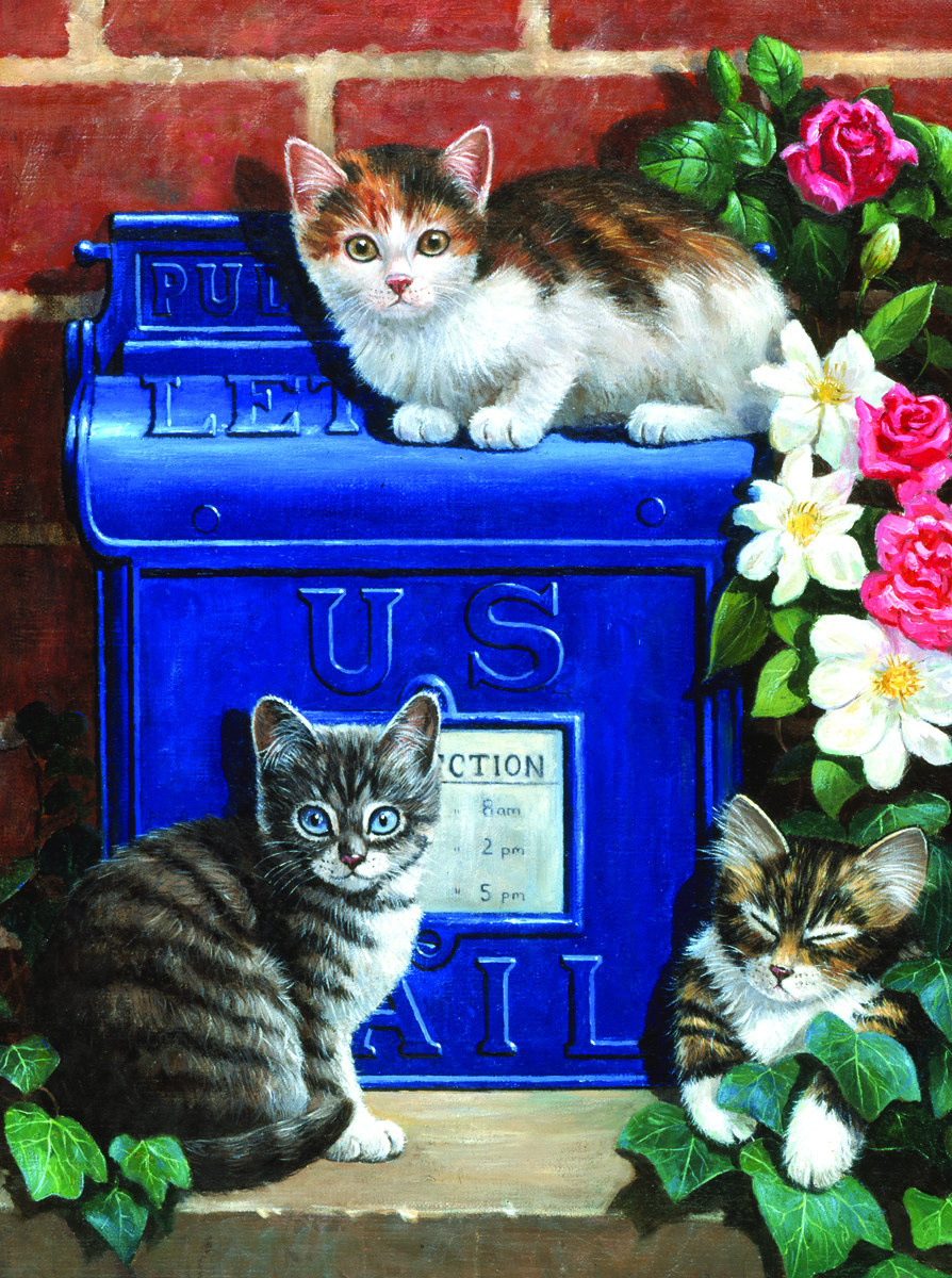 Royal & Langnickel Картина по номерам Котята — купить в ...
