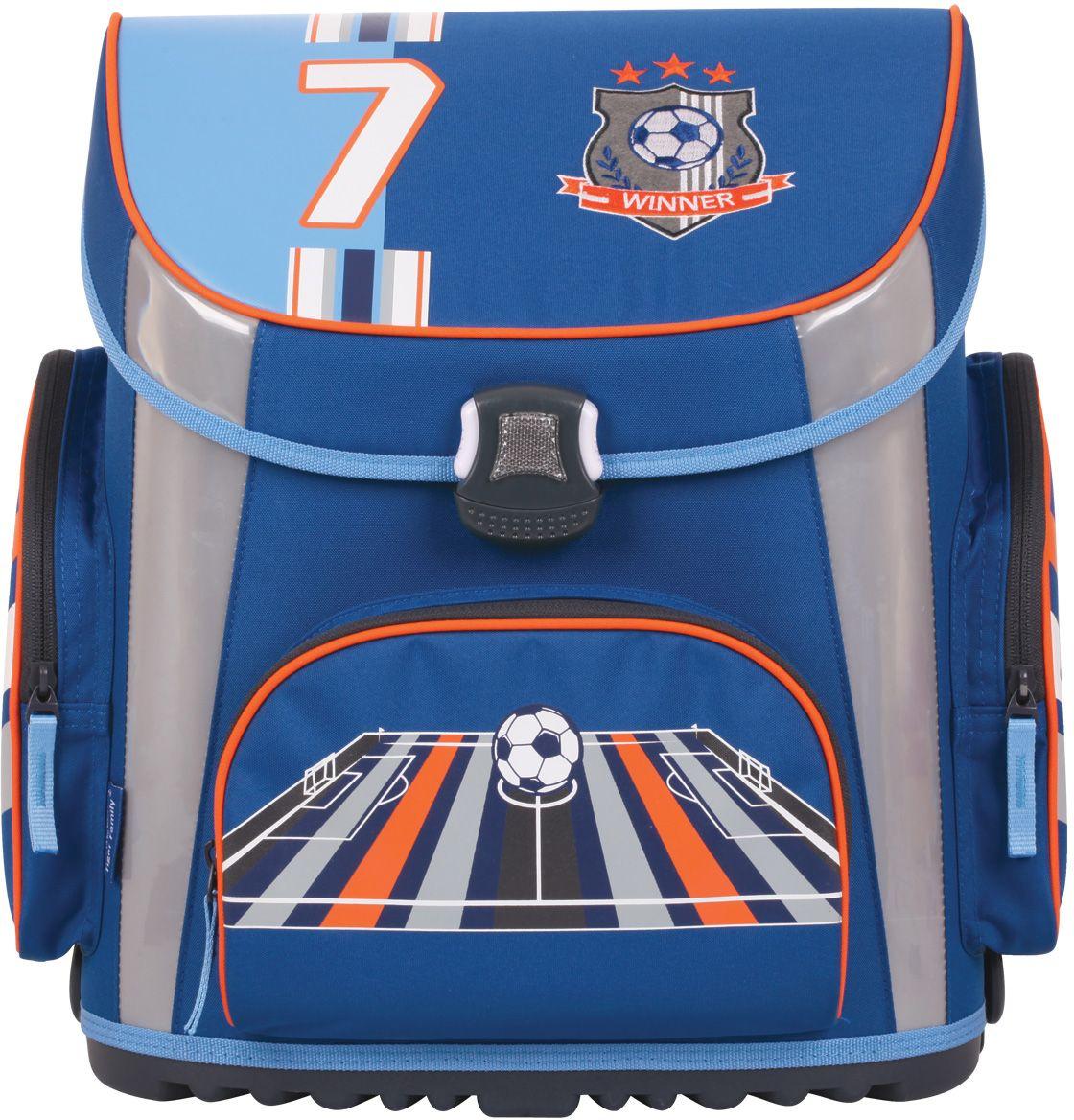 a05fe5355d1c Tiger Enterprise Ранец школьный Football Winner — купить в  интернет-магазине OZON.ru с быстрой доставкой