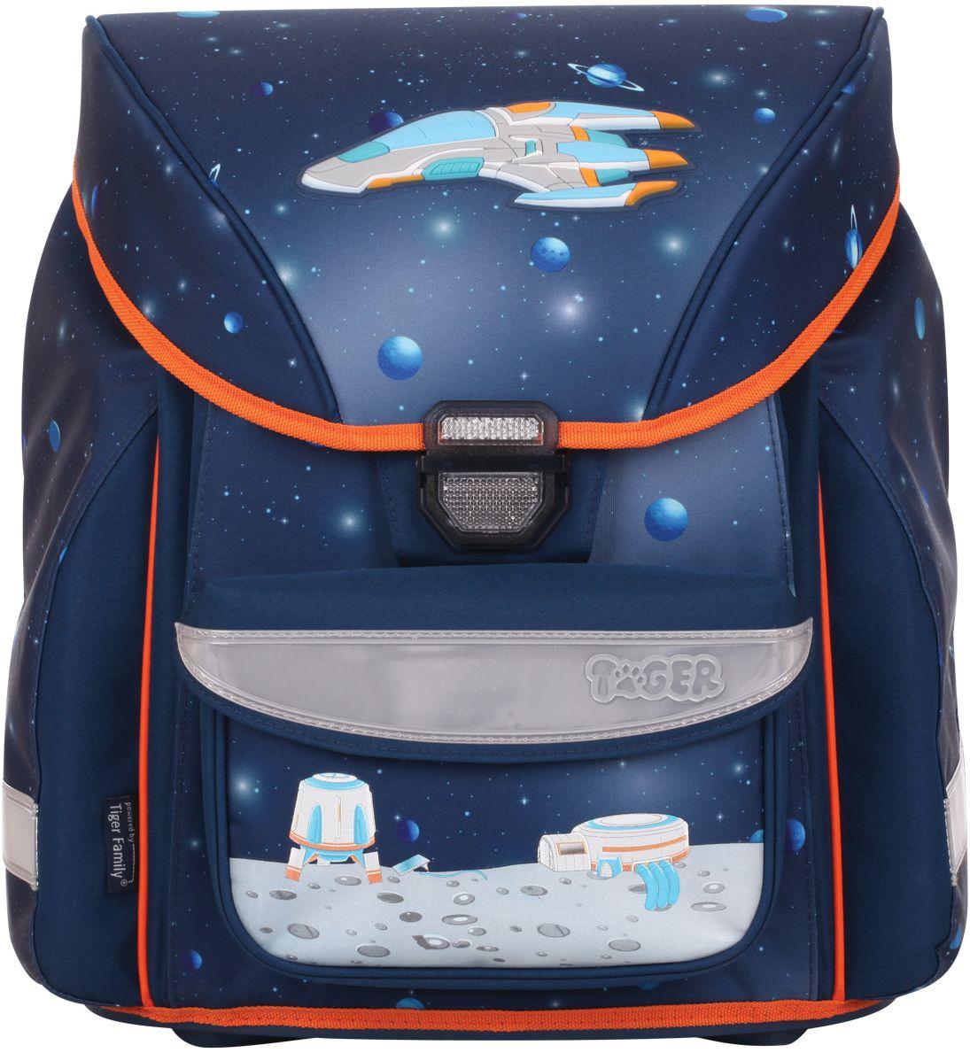 Tiger Enterprise Ранец школьный Spaceship #1