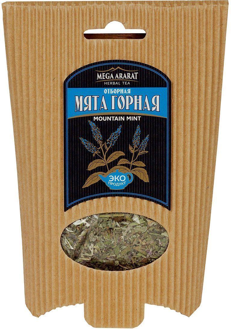 Мята горная отборная Mega Ararat Травяной чай листовой, 25 г #1