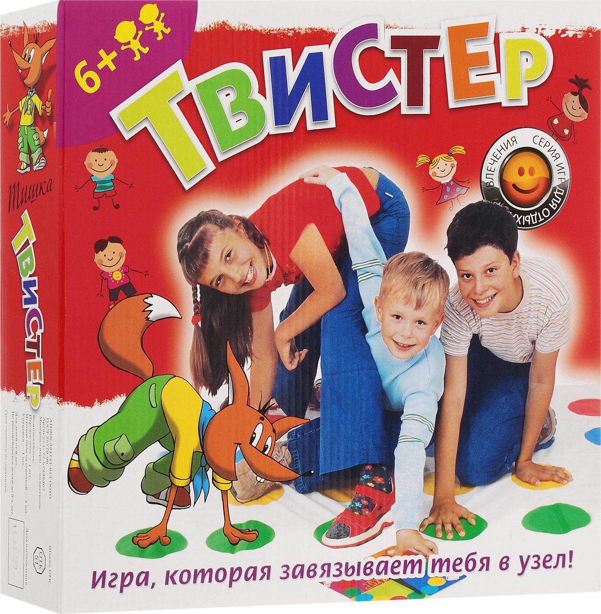 """Семейная игра """"Твистер"""" #1"""