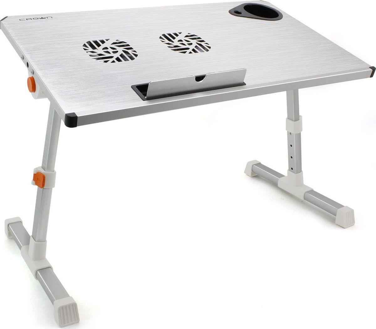 """Столик/подставка для ноутбука Crown Micro Crown Micro CMLS-101 столик для ноутбука 17"""", 50х28х32 см  #1"""
