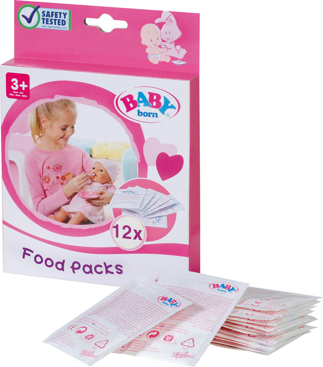 Аксессуар для кукол Baby Born Детское питание 779-170 #1