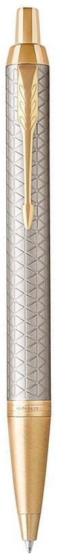Parker Ручка шариковая IM Premium Warm Silver GT #1