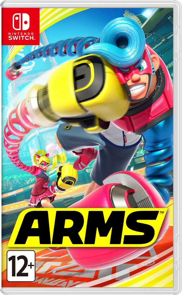 Игра Arms (Nintendo Switch, Русская версия) #1