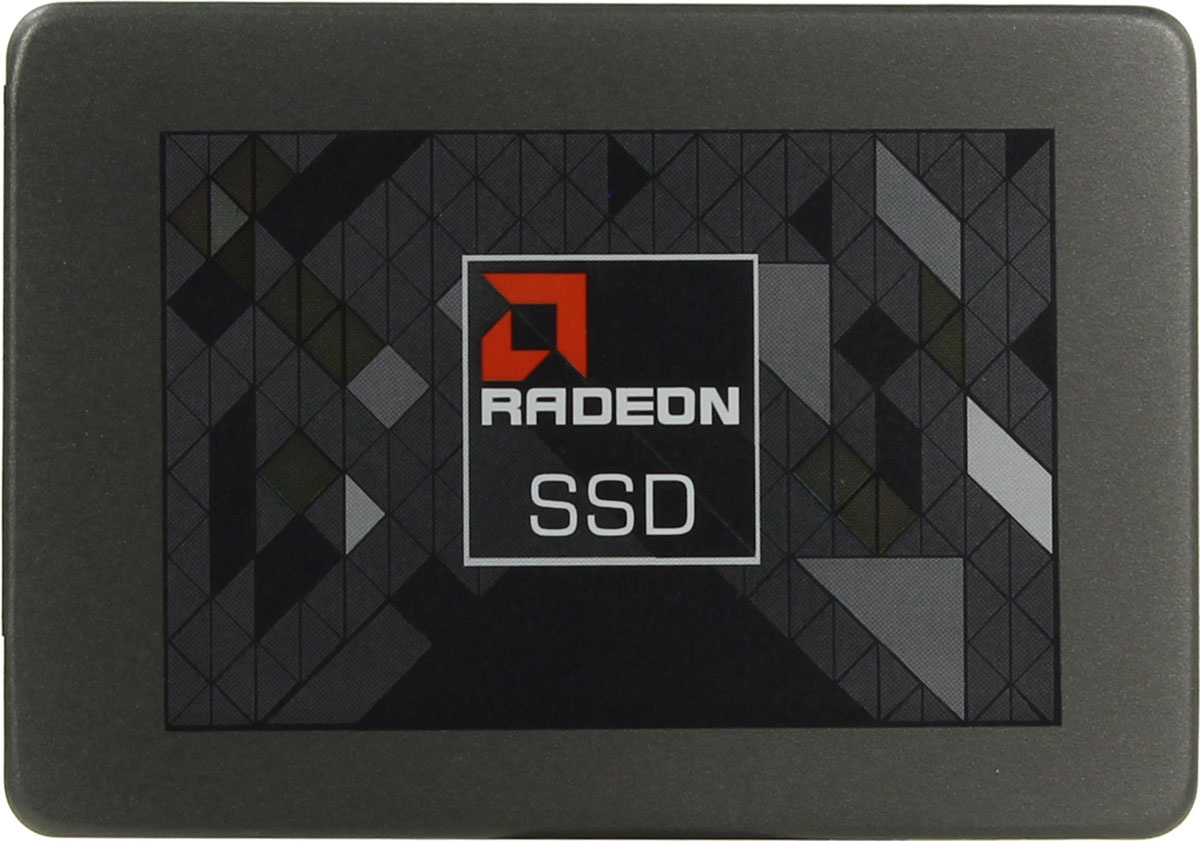 240 ГБ SSD диск AMD Radeon R3 (R3SL240G) #1