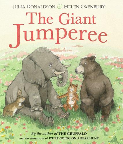 The Giant Jumperee | Дональдсон Джулия #1