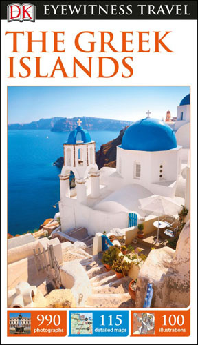 DK Eyewitness Travel Guide The Greek Islands #1