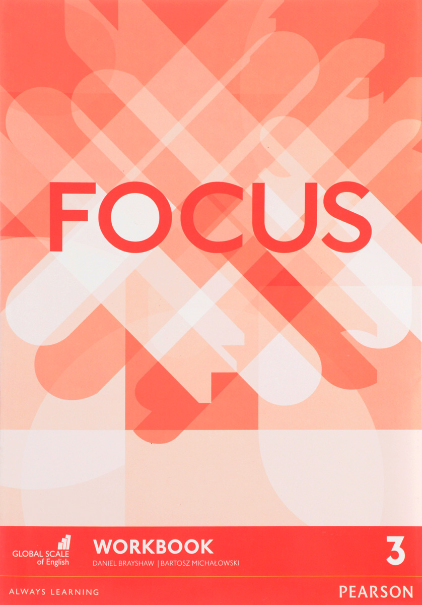 Focus Bre 3 Workbook: 3 | Брэйшоу Дэниел, Михаловски Бартош #1