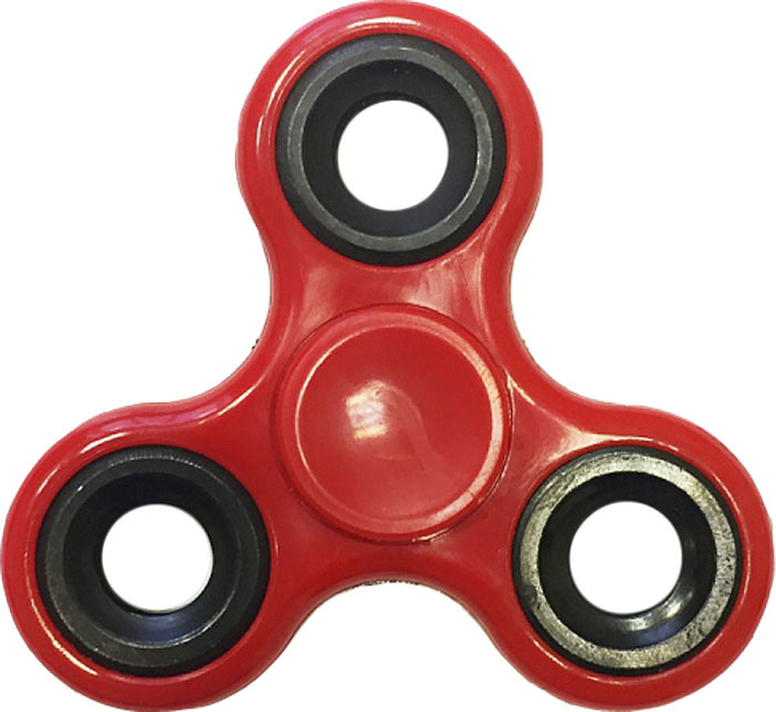 PlayLab Спиннер цвет красный #1