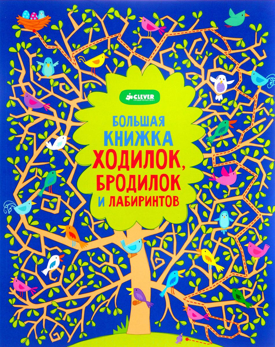 Большая книжка ходилок, бродилок и лабиринтов | Робсон Кирстин  #1