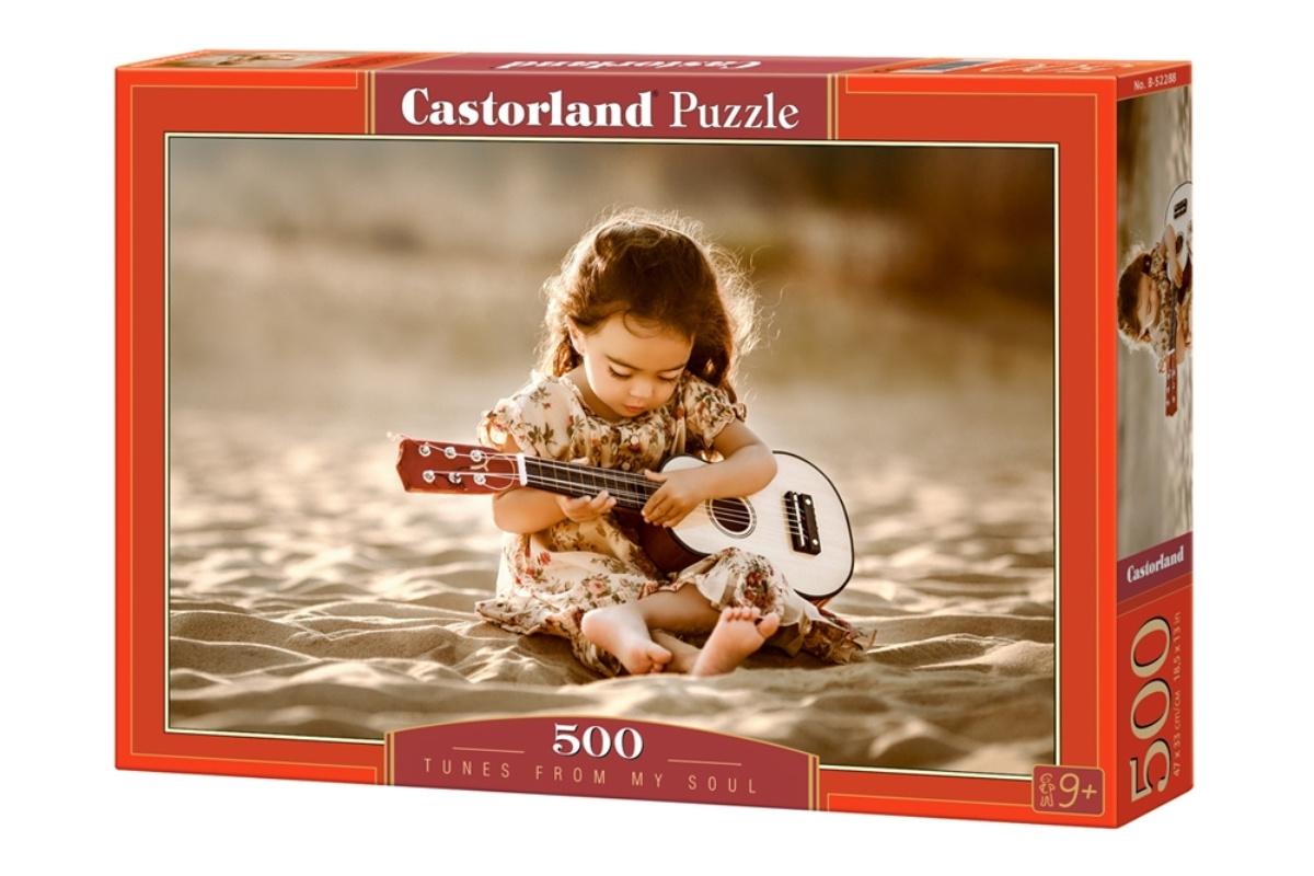 Castorland Пазл Мелодия души #1