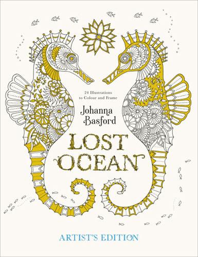 Lost Ocean Artist's Edition #1