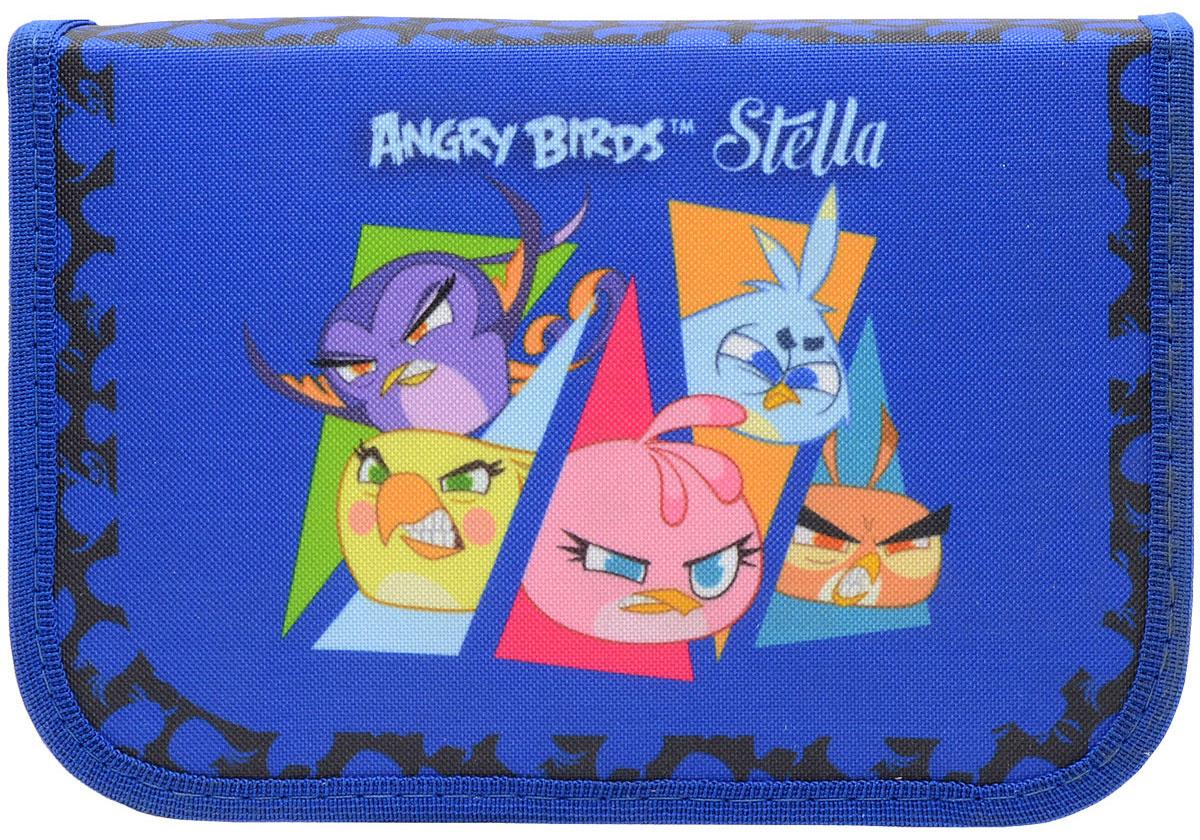 Action! Пенал Stella by Angry Birds цвет синий #1